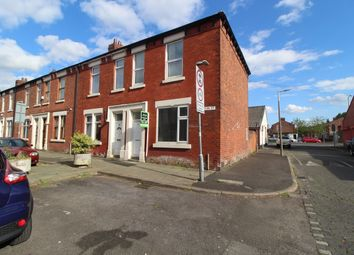 Thumbnail 3 bed end terrace house to rent in Linton Street, Preston