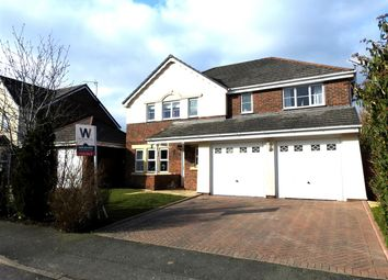 Thumbnail 5 bed detached house for sale in The Drive, Brockhall Village, Brockhall Village