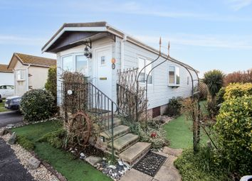 Thumbnail 1 bed mobile/park home for sale in Broadway Park, The Broadway, Lancing