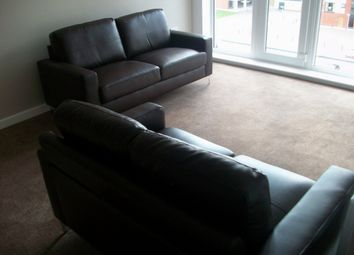 Thumbnail 3 bed flat to rent in Pilgrims Way, Salford, Greater Manchester