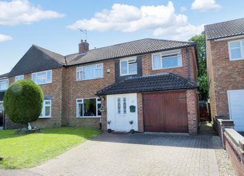 Thumbnail 4 bed semi-detached house for sale in Allendale Drive, Copford, Colchester