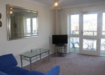 Thumbnail 2 bed flat to rent in Empress House, Swansea