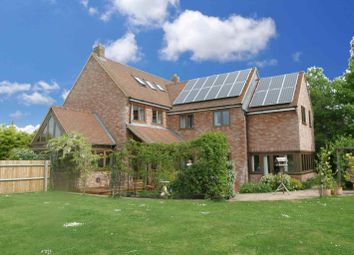 Thumbnail 5 bed property for sale in Manor Road, Oakley, Aylesbury