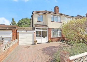 Thumbnail 3 bed semi-detached house for sale in Duncroft, Plumstead