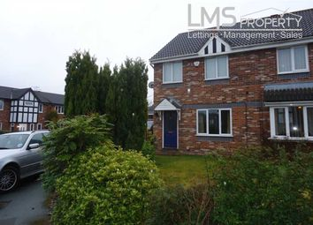 Thumbnail 3 bed semi-detached house to rent in Steele Road, Middlewich