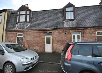 Thumbnail 1 bed flat for sale in High Street, Newmilns