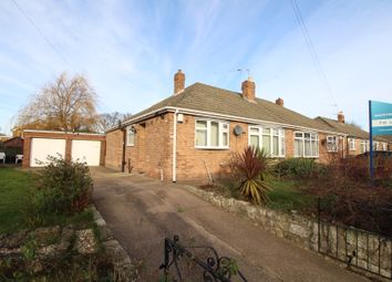 Thumbnail 2 bed semi-detached bungalow to rent in Madam Lane, Barnby Dun, Doncaster