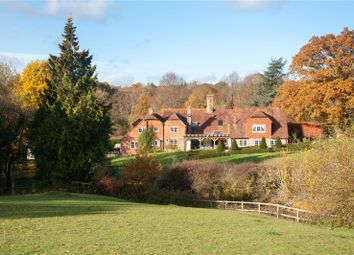 Thumbnail 5 bedroom detached house for sale in Waldron Road, Nr Horam, East Sussex