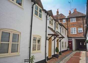 Thumbnail 2 bed town house to rent in Market Place, Henley-On-Thames