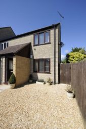 Thumbnail 1 bed end terrace house for sale in Foxes Bank Drive, Cirencester, Gloucestershire