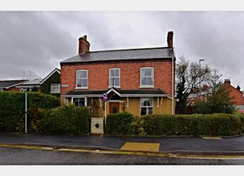 Thumbnail 4 bed detached house for sale in North Street, Crewe