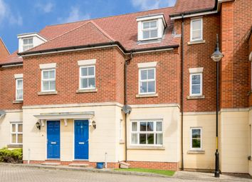 Thumbnail 4 bed town house for sale in Brigadier Gardens, Repton Park, Ashford
