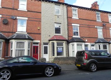 Thumbnail 3 bed terraced house to rent in Turney Street, Nottingham