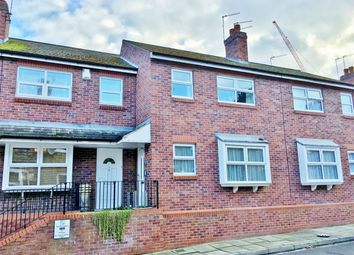 Thumbnail 2 bedroom town house for sale in River Street, Clementhorpe, York