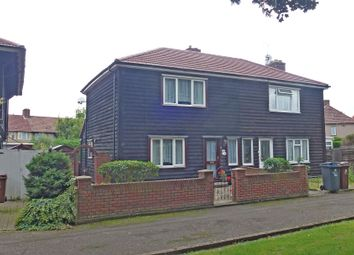 Thumbnail 2 bed semi-detached house for sale in Wood Lane, Dagenham
