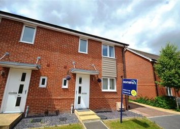 Thumbnail 3 bed semi-detached house for sale in Barber Road, Basingstoke, Hampshire