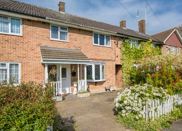 Thumbnail 3 bed terraced house for sale in Hornbeam Close, Brentwood, Essex