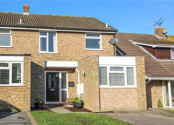 Thumbnail 3 bed end terrace house for sale in Cornfields, Yateley, Hampshire