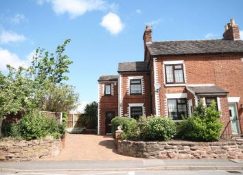 Thumbnail 3 bed semi-detached house for sale in Shrewsbury Road, Market Drayton