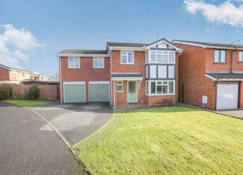 Thumbnail 6 bed detached house for sale in Lytham Road, Perton, Wolverhampton
