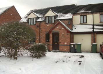 Thumbnail 3 bed terraced house to rent in Kew Gardens, Priorslee, Telford