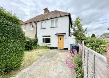 Thumbnail 3 bed semi-detached house for sale in Fairfield Road, Salisbury