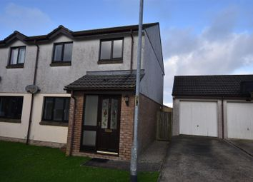 Thumbnail 3 bed semi-detached house for sale in Wheal Uny, Trewirgie Hill, Redruth
