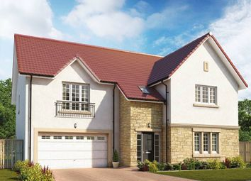 "Thumbnail 5 bed detached house for sale in ""The Moncrief At Kilmardinny Grange"" at Milngavie Road, Bearsden, Glasgow"