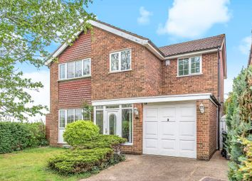 Thumbnail 4 bedroom detached house to rent in Birch Drive, Maple Cross, Rickmansworth