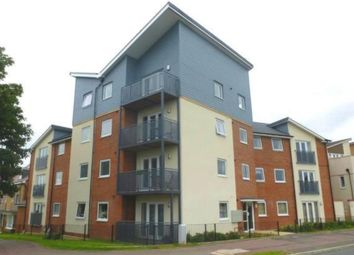 Thumbnail 3 bedroom flat for sale in Addington Avenue, Stratford Park, Milton Keynes