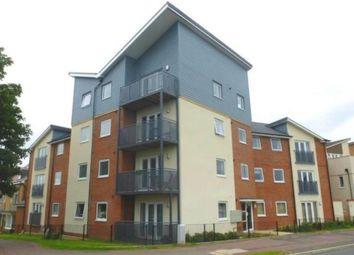 Thumbnail 3 bed flat for sale in Addington Avenue, Stratford Park, Milton Keynes