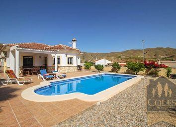 Thumbnail 3 bed villa for sale in Los Lazaros, Arboleas, Almería, Andalusia, Spain