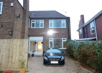 Thumbnail 2 bed semi-detached house for sale in Carlton Road, Worksop