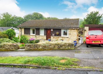 Thumbnail 2 bed detached bungalow for sale in Netherwood Close, Huddersfield