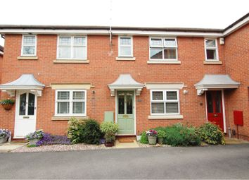 Thumbnail 2 bed town house for sale in Oxendale Close, Gamston