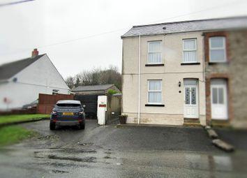 Thumbnail 3 bed semi-detached house for sale in Heol Y Meinciau, Pontyates, Llanelli, Carmarthenshire.