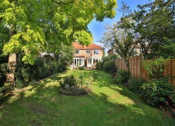 Thumbnail 5 bed semi-detached house for sale in Summer Avenue, East Molesey, Surrey