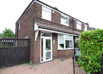Thumbnail 3 bed semi-detached house for sale in Lindsell Road, West Timperley, Altrincham