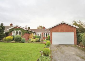 Thumbnail 4 bed detached bungalow for sale in Osmaston Road, Prenton, Wirral