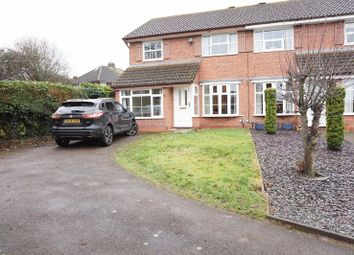 Thumbnail 3 bed semi-detached house for sale in Swordfish Close, Churchdown, Gloucester