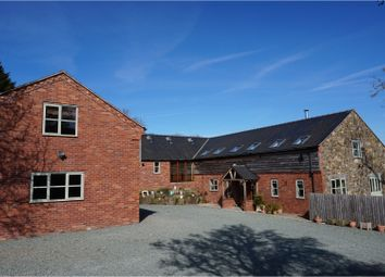 Thumbnail 5 bed barn conversion for sale in Bausley, Shrewsbury