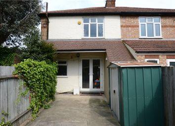 Thumbnail 3 bedroom semi-detached house for sale in Harlington Road, Uxbridge