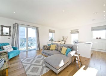 Thumbnail 2 bed flat for sale in Branch Place, De Beauvoir