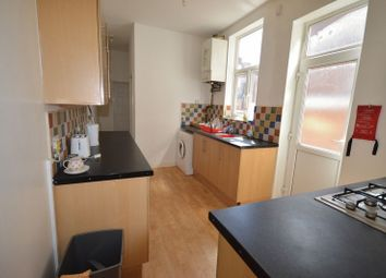 Thumbnail 5 bed terraced house to rent in Norman Street, Leicester