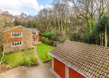 Thumbnail 5 bedroom detached house for sale in Horsell, Surrey