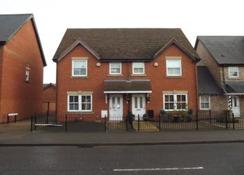 Thumbnail 3 bed semi-detached house to rent in Shortmead Street, Biggleswade