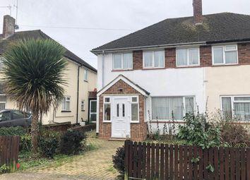 Thumbnail 3 bed property to rent in Regent Avenue, Hillingdon, Uxbridge