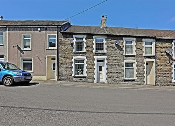 Thumbnail 3 bed terraced house for sale in Ann Street, Cilfynydd, Pontypridd