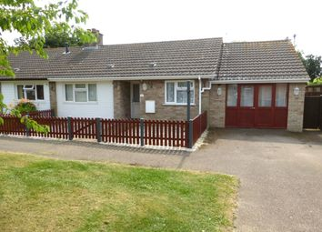 Thumbnail 1 bed bungalow for sale in Bunkers Drive, Cotton End, Bedford