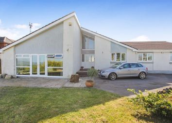 Thumbnail 5 bed detached bungalow for sale in Penycoedcae Road, Penycoedcae, Pontypridd